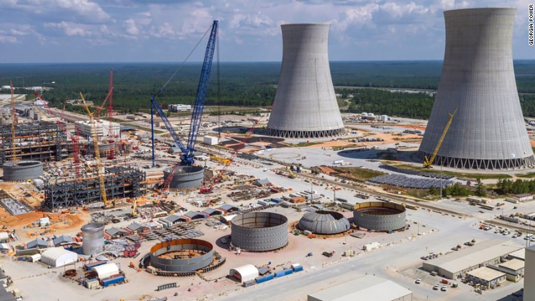 Nuclear giant Westinghouse going bankrupt parent company