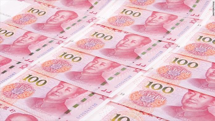 yuan china flat