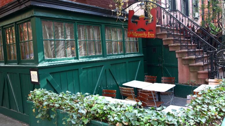 Waverly Inn New York