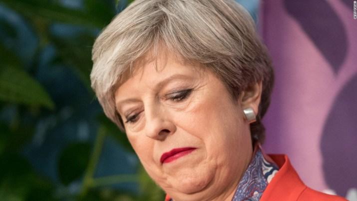 Election shock undercuts UK on world stage