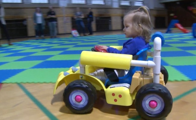 Go Baby Go Is A National Grassroots Program Making Toy