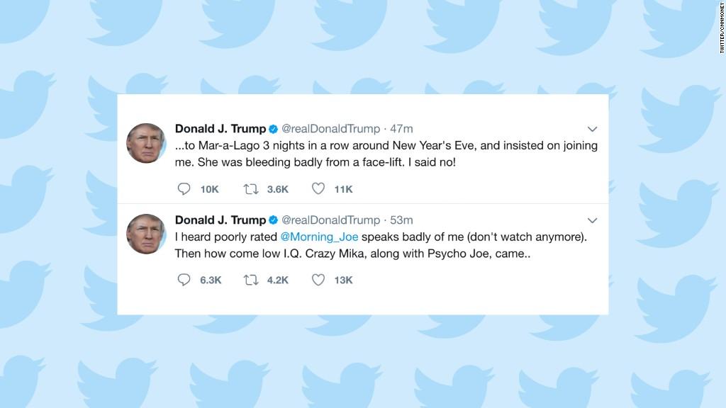 170629094845 trump mika tweet 1024x576 - Donald Trump is His Own Worst Enemy