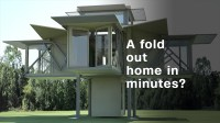 A fold out home in minutes? - Video - Tech - Future