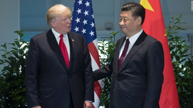 Trump slams China after North Korea missile test