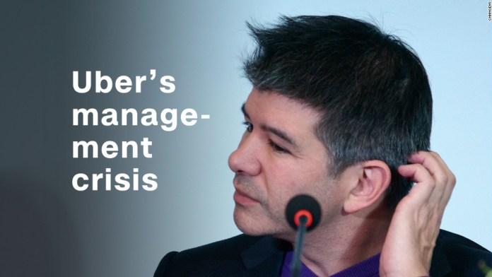 Cronología: crisis de gestión de Uber &quot;border =&quot; 0 &quot;/&gt; <span class=