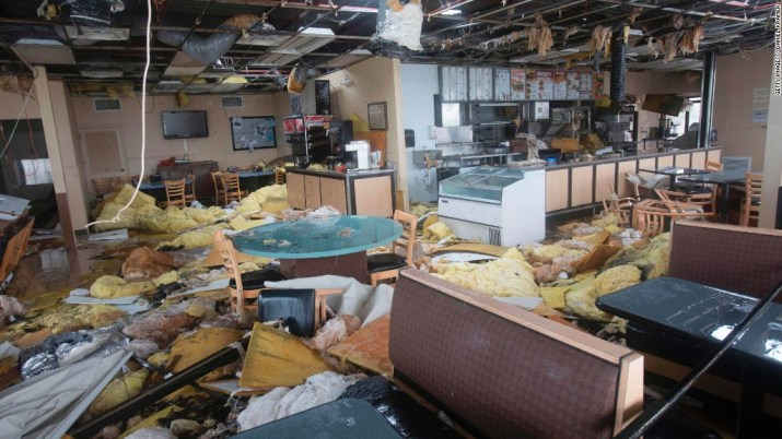 Harvey spawns catastrophic flooding