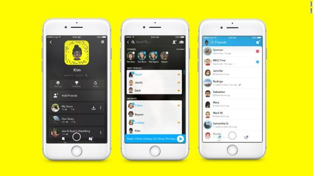 Will a redesign help woo new Snapchat users?