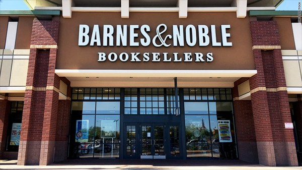 Barnes Noble losses Blame it on Harry Potter