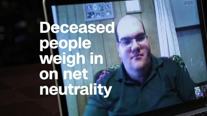 Identidades robadas, fallecido pesan en neutralidad de la red &quot;frontera&quot; = &quot;0&quot; /&gt; <span class=