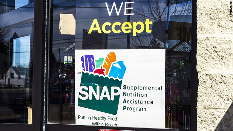 Food Program What Stamp