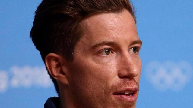 Shaun White on sexual harassment allegations
