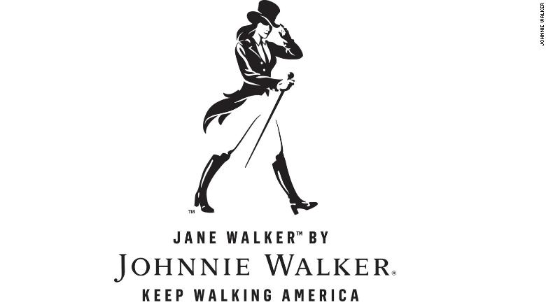 Jane Walker whisky: Diageo replaces Johnnie on special