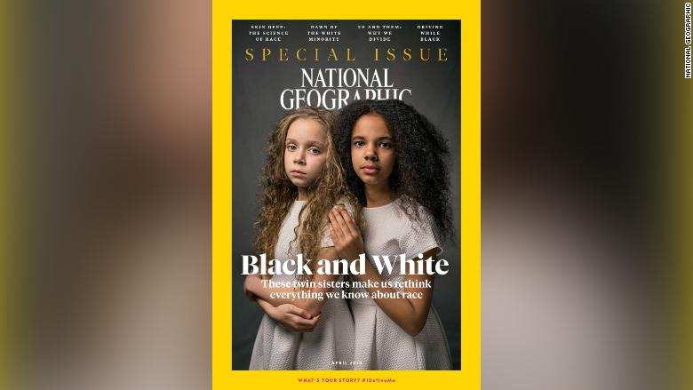 National Geographic magazine owns up to racist past