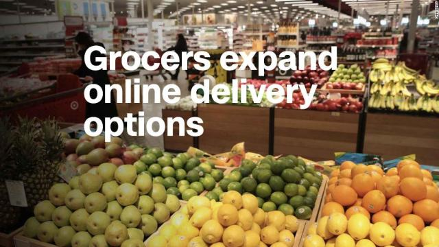 Here's how your online grocery delivery options are growing
