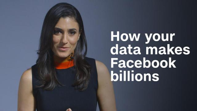 How your data makes Facebook billions