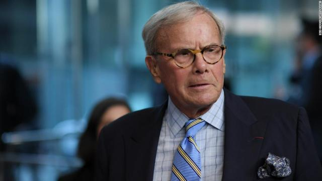 Tom Brokaw facing sexual harassment allegations
