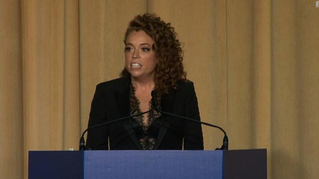 WHCA president discusses her 'regret' about dinner