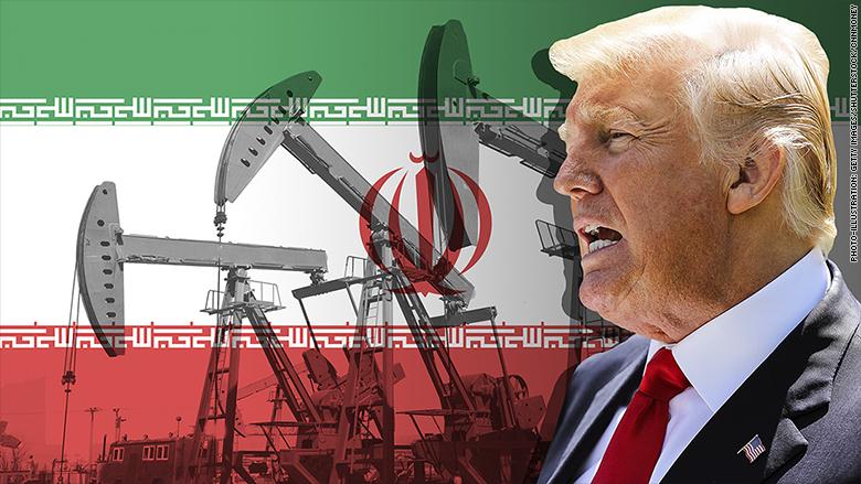 Resultado de imagem para trump  iran