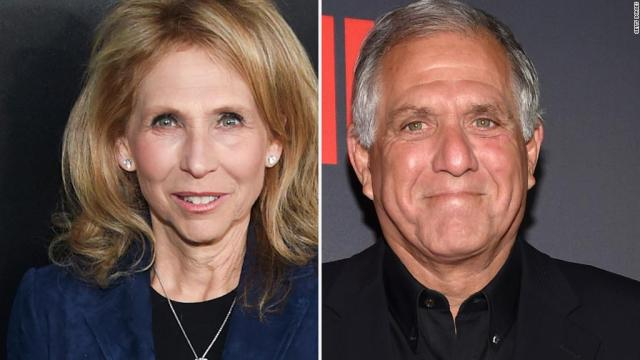 CBS' Moonves fights possible Viacom merger