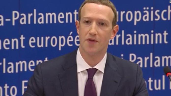 Zuckerberg grilled by European lawmakers