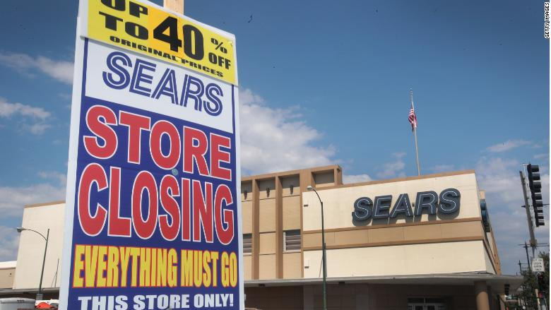 Here are the 63 Sears and Kmart locations closing