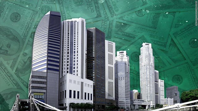 gfx corporate debt bubble