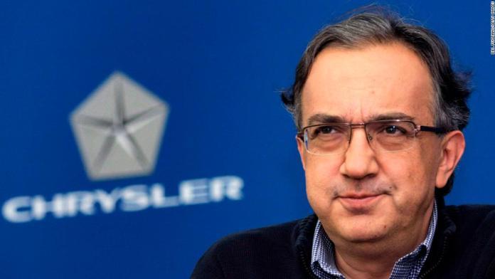 Sergio Marchionne, former Fiat Chrysler CEO, dies