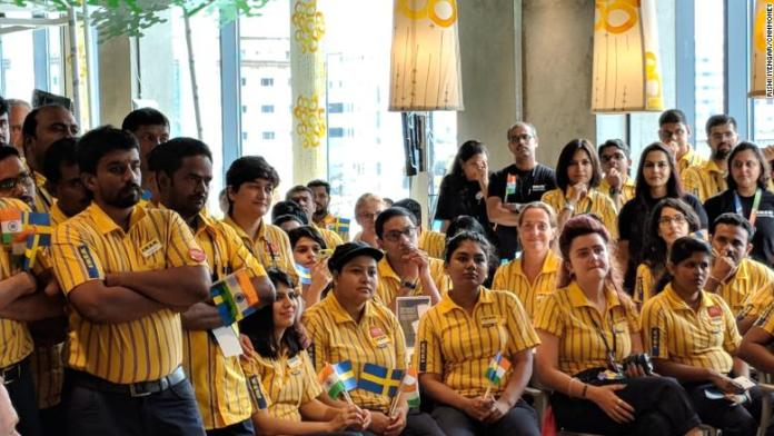 ikea india employees listen