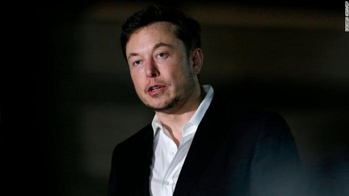 elon musk speaking june 14