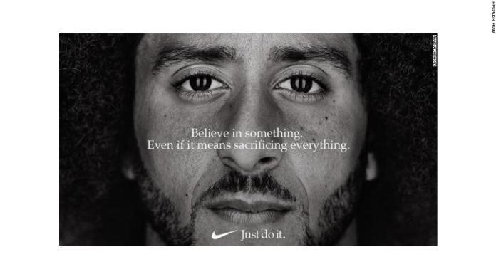 See Nike's new Colin Kaepernick ad