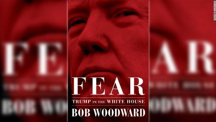 fear bob woodward book cover