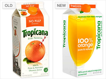 Tropicana - Too revolutionary