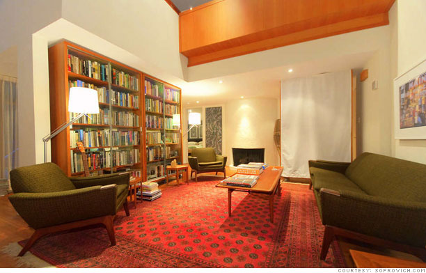 Buy Edward Cullens Twilight house  Lounge 5  CNNMoneycom
