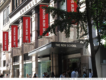 10 Least Affordable Colleges  The New School (2)  Cnnmoney