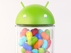 Google Android statue