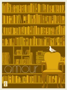 Matt Owen's artwork based on 2013 Oscars movie Amour