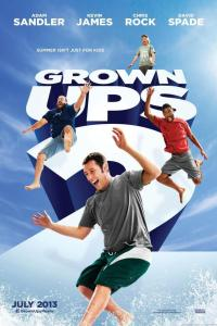 Poster for 2013 comedy Grown Ups 2