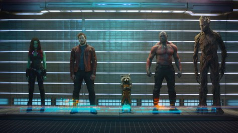 De volledige cast van Marvel's Guardians of the Galaxy