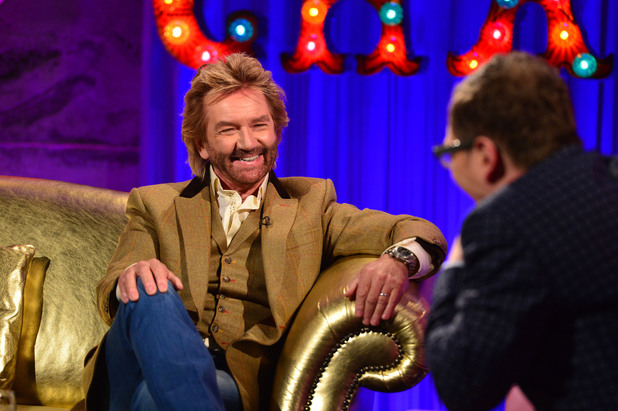 Noel Edmonds on Alan Carr Chatty Man