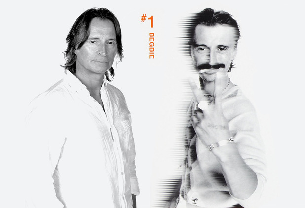 'Trainspotting' Then & now: Robert Carlyle as Begbie