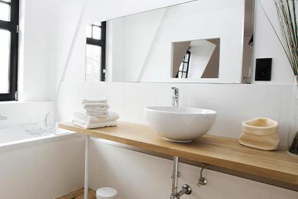 Comment Et A Quelle Hauteur Installer Un Meuble Pour Vasque A Poser Cdiscount