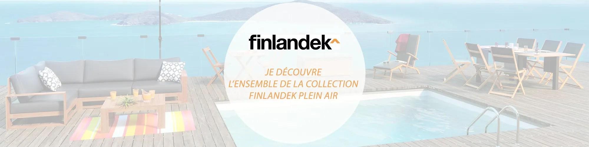 Best Finlandek Avis Salon De Jardin Images - House Design ...