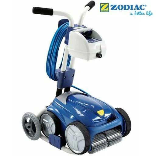 Robot Zodiac Vortex 4 avec ActivMotion Sensor   Achat  Vente robot de nettoyage Robot Zodiac