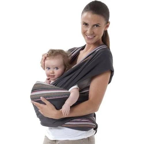 babymoov porte bebe echarpe zinc hibiscus