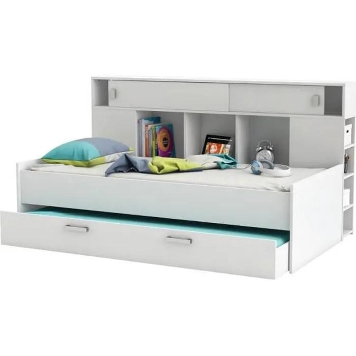 Lit 160x200 Ikea Avec Rangement