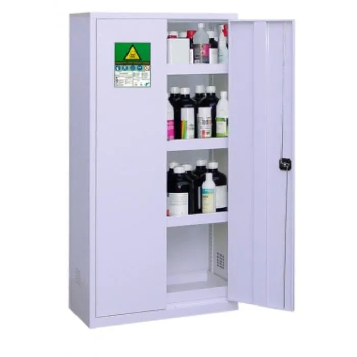 armoire phytosanitaire 240 l 920 x 420 x h1800 mm