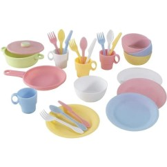 Kid Kraft Play Kitchen Sink Brands Kidkraft - Batterie De Cuisine Pastel Achat / Vente ...