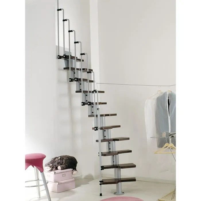 Escalier Gain De Place Karina De Chez Fontanot Largeur