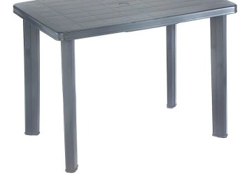 Table Jardin Plastique Tresse