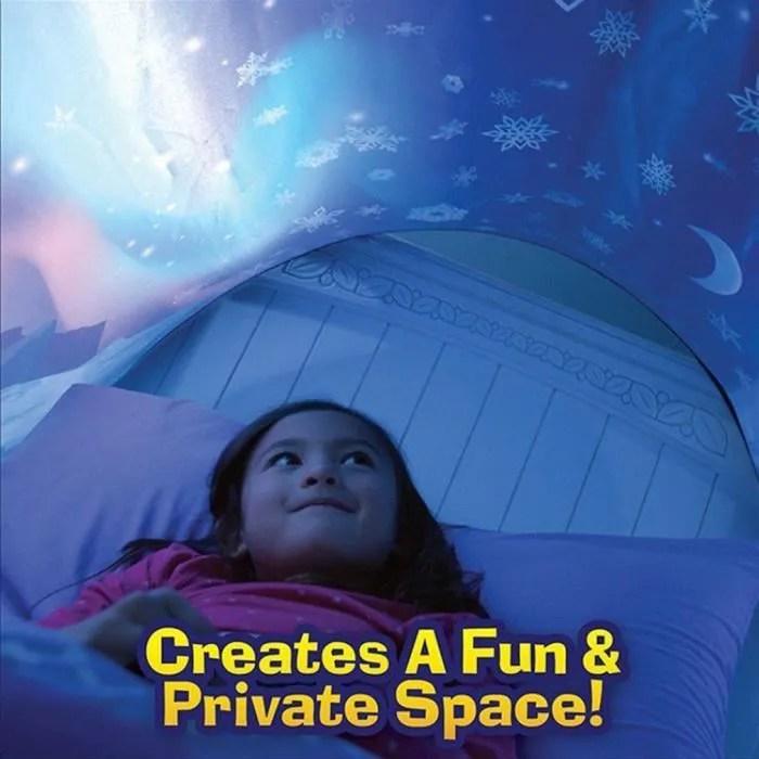 tente de lit ciel dream tentes etoile pour enfants